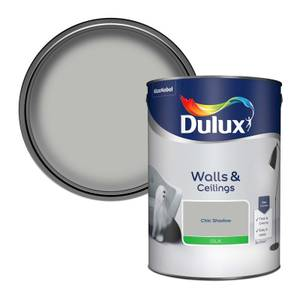 Dulux Standard Chic Shadow Silk Emulsion Paint - 5L