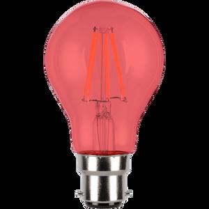 TCP LED Filament Fireglow 7.1W Light Bulb