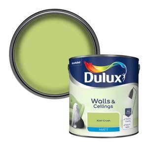 Dulux Standard Kiwi Crush Matt Emulsion Paint - 2.5L