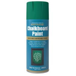 Rust-Oleum Spray Paint Chalkboard Old School Green - 400ml