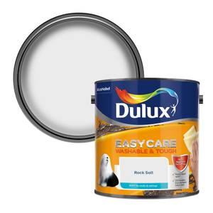 Dulux Easycare Washable & Tough Rock Salt Matt Paint - 2.5L