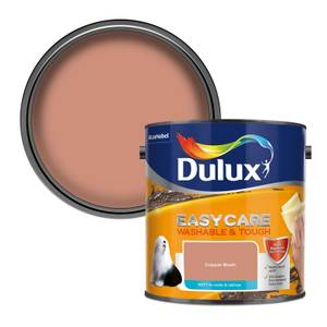 Dulux Easycare Washable & Tough Copper Blush Matt Paint- 2.5L