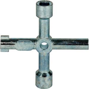 4 Way Meter Box Key