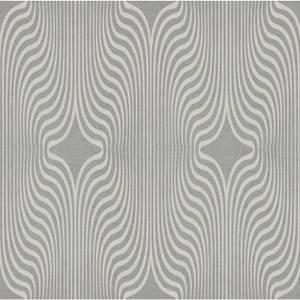 Grandeco Silver Wallpaper