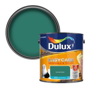 Dulux Easycare Washable & Tough Emerald Glade Matt Paint - 2.5L