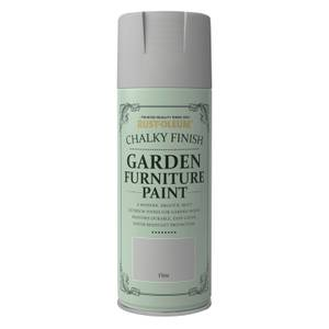 Rust-Oleum Garden Furniture Spray Paint Flint - 400ml