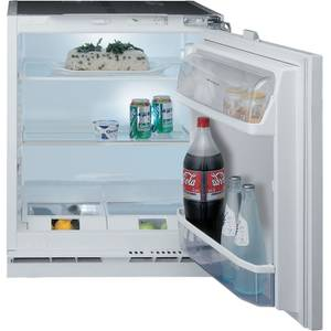 Hotpoint Aquarius HL A1.UK.1 Integrated Fridge - White