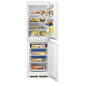 Hotpoint HM 325 FF.2.1 Integrated Fridge Freezer - White