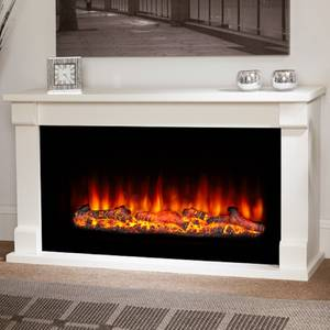 Suncrest Bradbury Electric Fireplace Suite