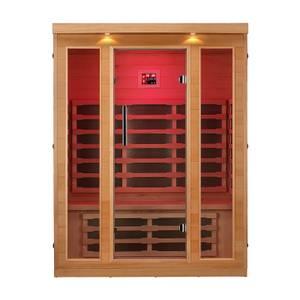 Canadian Spa Banff Far Infrared 3 Person Sauna