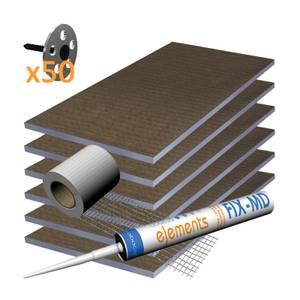 Waterproof Floor Kit 4.32 Sqm