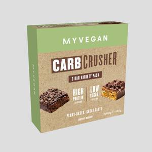 Myvegan Vegan Carb Crusher Selection Box