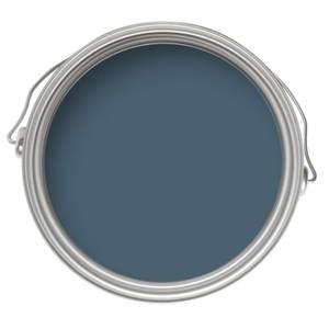 Farrow & Ball Modern Eggshell Midsheen Paint Stiffkey Blue No.281 - 750ml