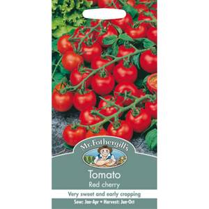 Mr. Fothergill's Tomato Red Cherry Fruit Seeds
