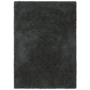Soft Shaggy Rug 120x170cm Charcoal