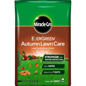 Miracle-Gro EverGreen Autumn Lawn Care - 360sq.m