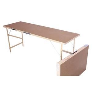 Hardboard Top Folding Pasting Table