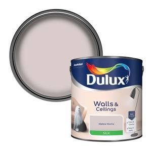 Dulux Mellow Mocha - Silk Emulsion Paint - 2.5L