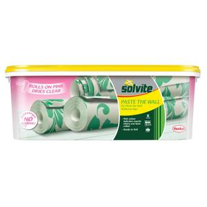 Solvite Pink Paste The Wall Wallpaper Paste - 3 Roll Bucket