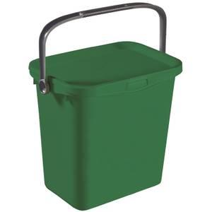 Curver Multiboxx Plastic Multi-purpose Storage Box - Green - 6L
