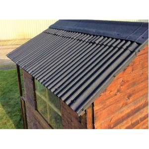 Watershed Roof Kit for 7x8ft Apex Shed