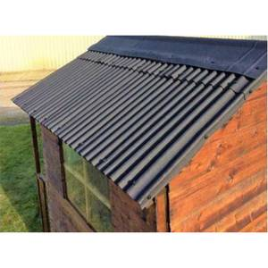 Watershed Roof Kit for 6x10ft Apex Shed