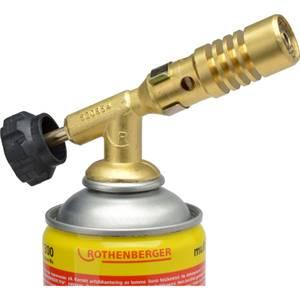 Rothenberger Rofire Burner Adjustable Gas Torch