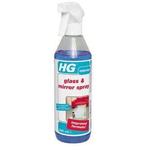 HG Glass and Mirror Spray - 500ml