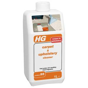HG Carpet and Upholstery Cleaner (product 95) - 1L