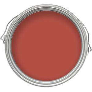 Craig & Rose 1829 Chalky Emulsion - Oriental Red - 50ml
