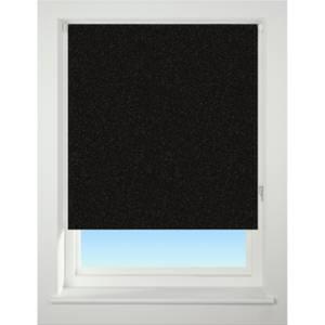 Sparkle Black 60cm Roller Blind