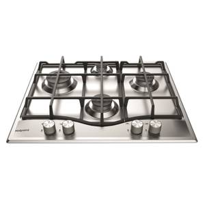 Hotpoint PCN641IXH Gas Hob - 60cm - Stainless Steel