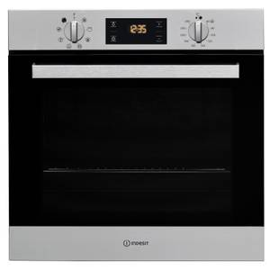 Indesit Aria IFW 6340 IX UK Built-in Single Electric Oven - Stainless Steel