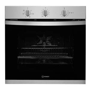 Indesit Aria KFW 3543 H IX Built-in Single Electric Oven - Stainless Steel