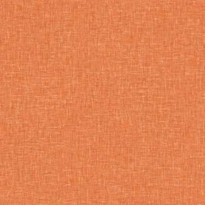 Arthouse Linen Texture Plain Textured Vintage Orange Wallpaper