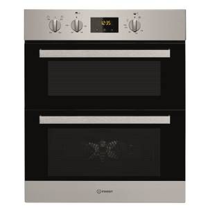 Indesit IDU 6340 IX Built-under Electric Oven - Stainless Steel