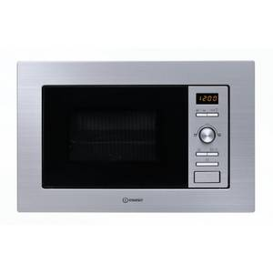Indesit MWI122.2X UK Built-in Microwave Grill - Stainless Steel