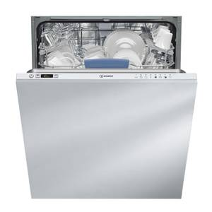 Indesit Eco DIF 16B1 Integrated Dishwasher - White