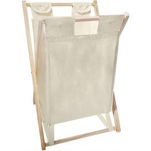 Wooden Sorter Laundry Hamper