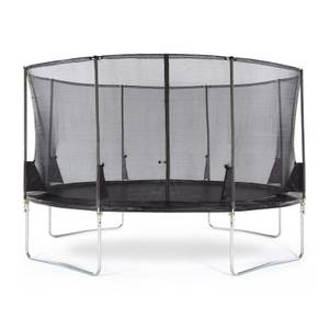 Plum 14ft Space Zone II Springsafe Trampoline & Enclosure