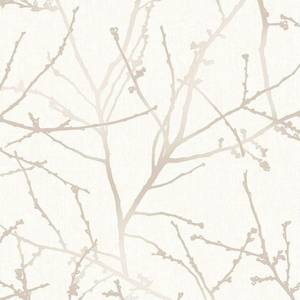 Superfresco Easy Paste the Wall Innocence Wallpaper - Stone Cream