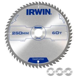 IRWIN General Purpose CSB Wood 250mm 60T