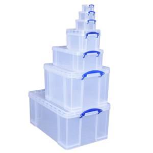 Really Useful 7 Piece Storage Box Set