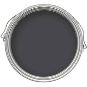 Craig & Rose 1829 Eggshell Paint -  Jet Black - 750ml