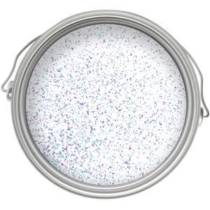 Craig & Rose Artisan Glitter Glaze Paint - Diamond Dust - 100ml