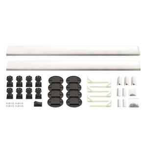 Aqualux Square and Rectangular Easy Plumb Kit - 1200mm