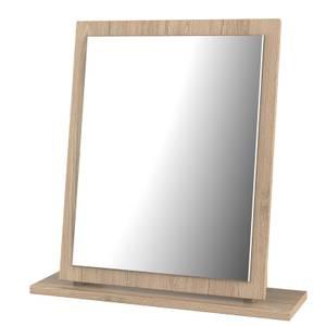 Siena Bordeaux Oak Small Mirror