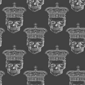 Superfresco Easy Skulls Wallpaper