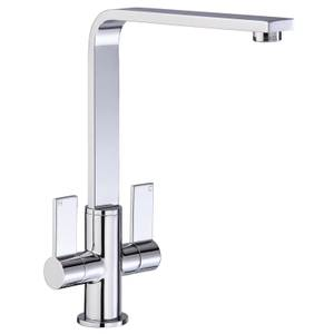 Juxx Dual Handle Mono Tap Chrome