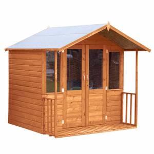 Mercia 7x7ft Traditional Summerhouse